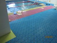Антискользящее покрытие для бассейнов