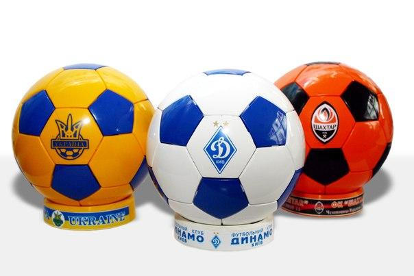 Сувенир конструктор Футбольный мяч