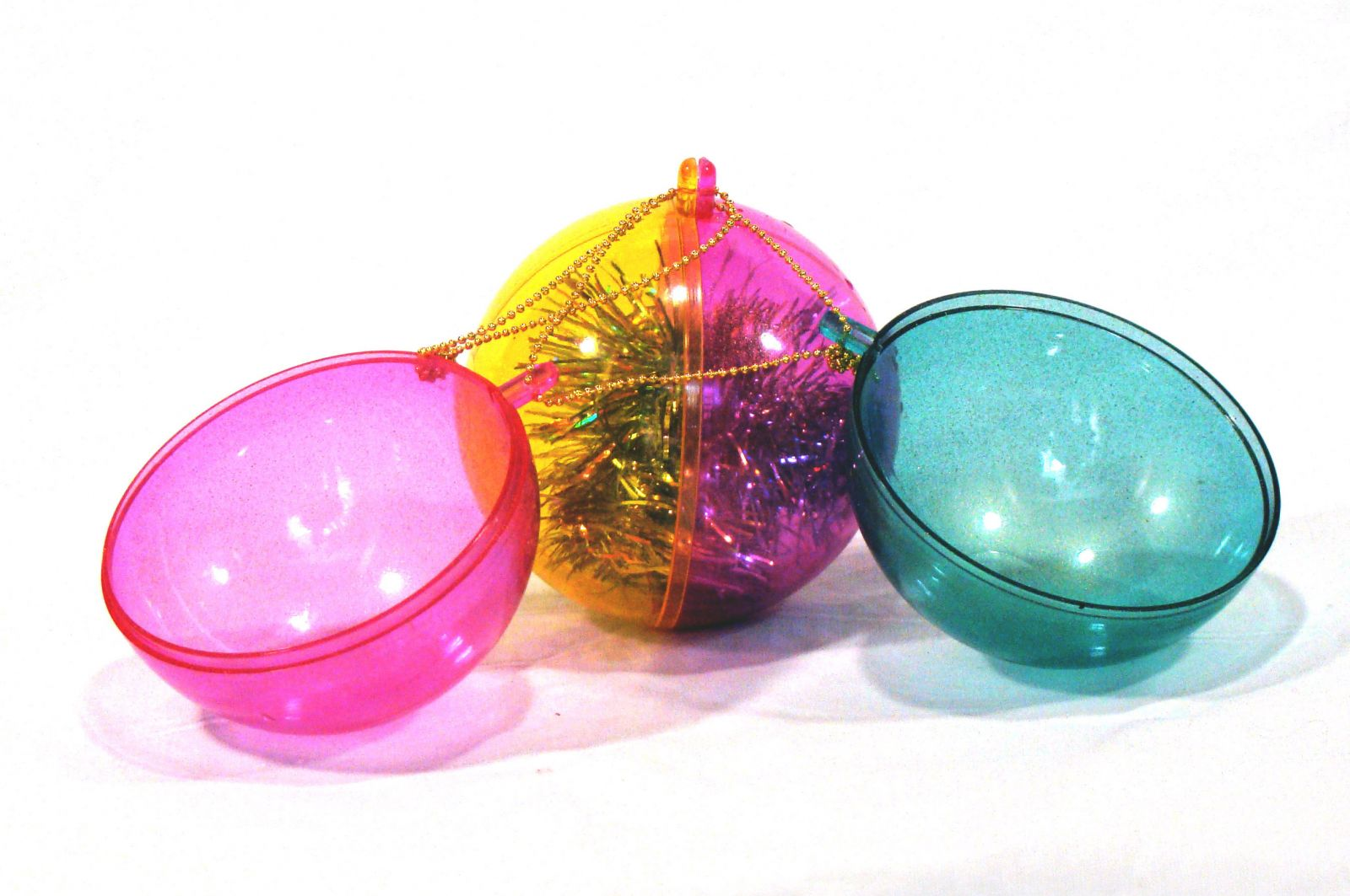 Заготовка пластиковый шар